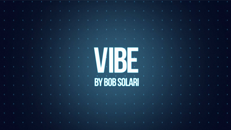 Vibe - Bob Solari - VIDEO DESCARGA