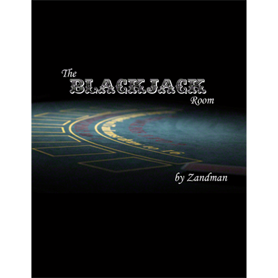The Blackjack Room by Josh Zandman - eBook DOWNLOAD
