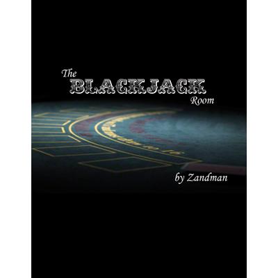 The Blackjack Room by Josh Zandman eBook DOWNLOAD