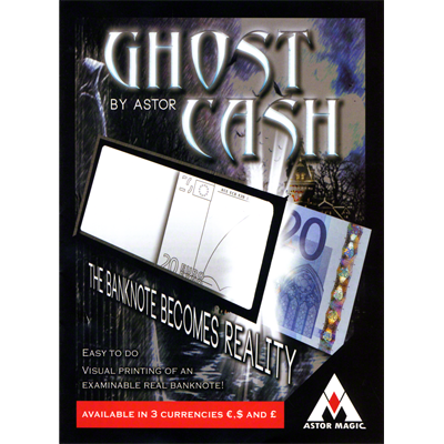 Ghost Cash (U.K.) by Astor - Trick
