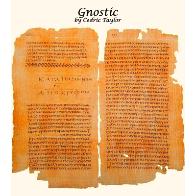 Gnostic by Cedric Taylor eBook DOWNLOAD