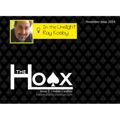 The Hoax (Issue #2) - by Antariksh P. Singh & Waseem & Sapan Jos