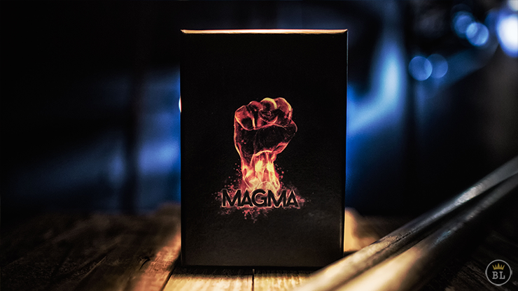 Magma (Gimmick and Online Instructions) by Kyle Marlett Glühende Hände