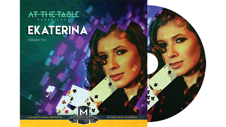 At the Table Live Lecture Ekaterina - DVD