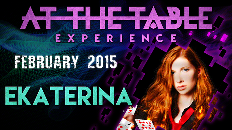 At the Table Live Lecture - Ekaterina February 25th