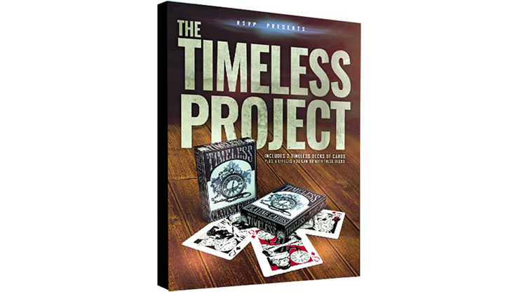 The Timeless Project (DVD & Gimmicks) - Russ Stevens - DVD