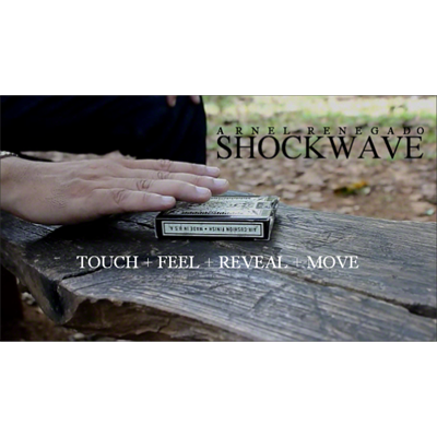 Shockwave by Arnel Renegado Video DOWNLOAD