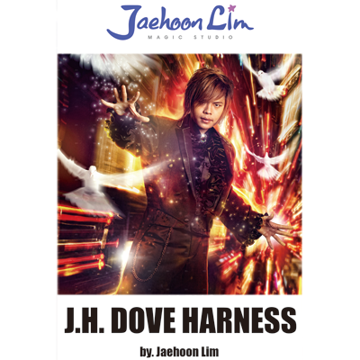 J.H. DOVE HARNESS - Size Large - Jaehoon Lim