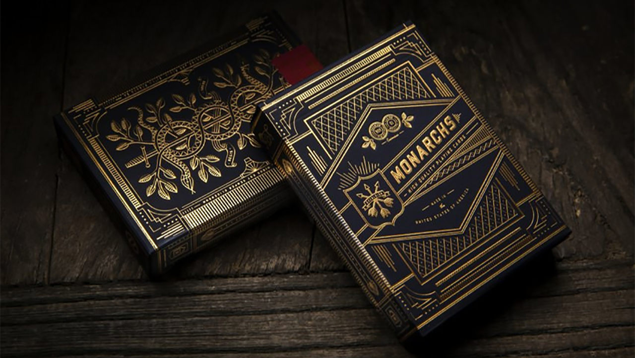 Monarch Playing Cards - Theory 11