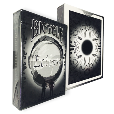 Bicycle Eclipse Deck by Gambler's Warehouse