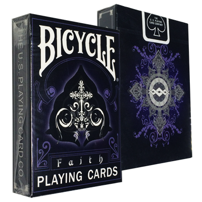 Bicycle Faith Deck by Gambler's Warehouse