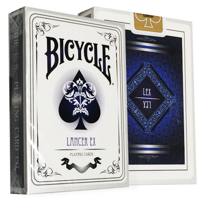 Bicycle Lancer Ex Deck by Gambler's Warehouse