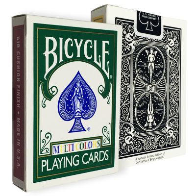 Bicycle Multicolor Deck by Gambler's Warehouse
