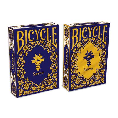 Bicycle Surena Deck (Set of 2) by Gambler's Warehouse