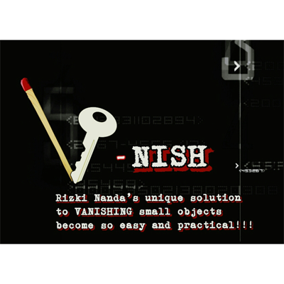 V Nish by Rizki Nanda Video DOWNLOAD
