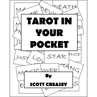 Tarot In Your Pocket by Scott Creasey eBook DOWNLOAD