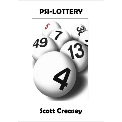 PSI-Lotto - Scott Creasey - eBook