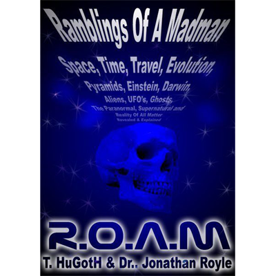 ROAM - The Reality of All Matter - Jonathan Royle - eBook