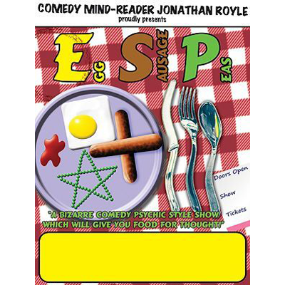 Egg Sausage & Peas (ESP) by Jonathan Royle eBook DOWNLOAD