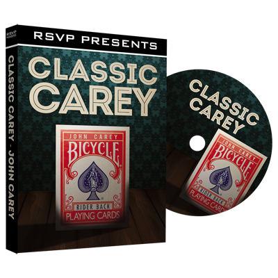 Classic Carey by John Carey and RSVP Magic