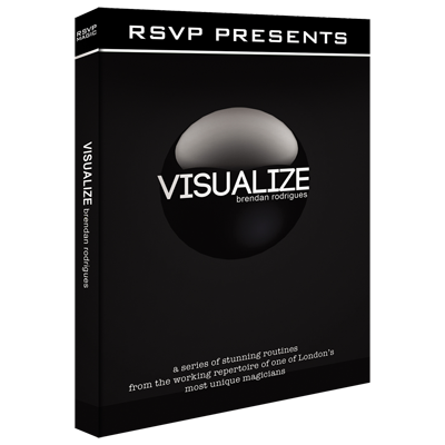 Visualize by Brendan Rodrigues and RSVP Magic