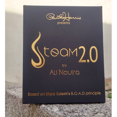 Paul Harris Presents Steam 2.0 - Ali Nouira