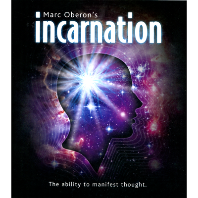 Incarnation (Gimmicks & DVD) by Marc Oberon