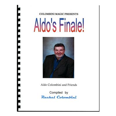 Aldo's Finale (Spiral Bound) - Aldo Colombini