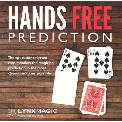 Hands Free Prediction (Red) by Gee Magic