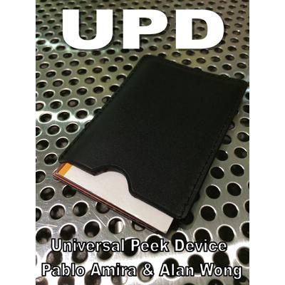 Universal Peek Device (UPD) - Alan Wong & Pablo Amira