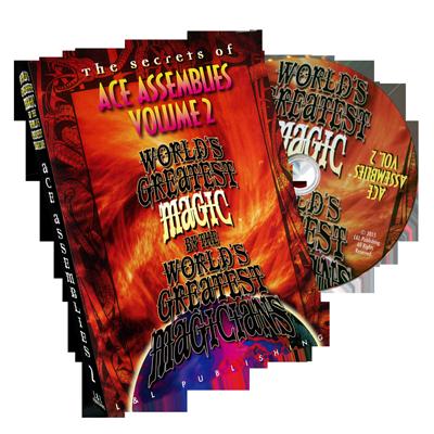 Ace Assemblies (Worlds Greatest Magic) Vol 2 - L&L Publishing - DVD