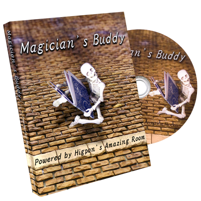 Magicians Buddy by Higpon - Trick