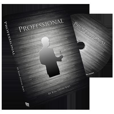 Professional DVD - Kim Hyun Soo - DVD