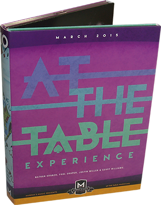 At the Table Live Lecture March 2015(season 10) (4 DVD set)