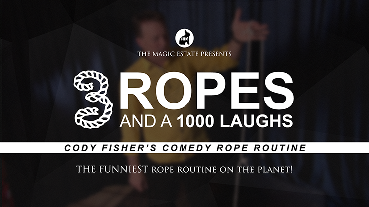 3 Ropes & 1000 Laughs - Cody Fisher