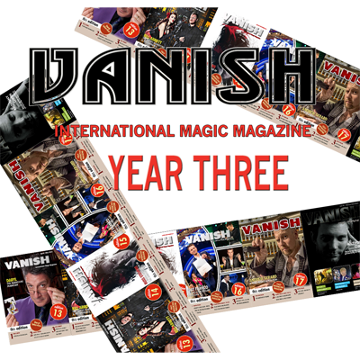 VANISH Magazine eBook DOWNLOAD