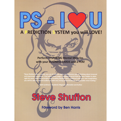 P.S. I Love You by Steve Shufton - Trick