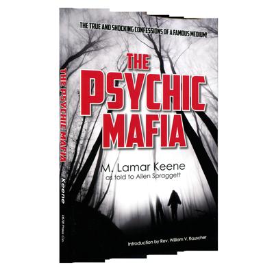 Psychic Mafia by Lamar Keene  - Book