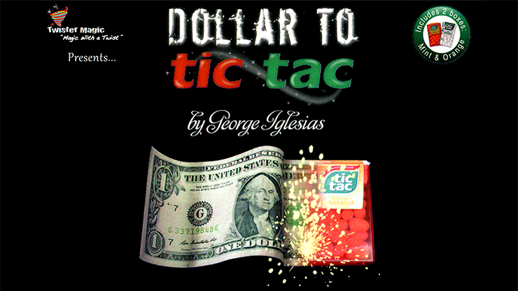 Dollar to Tic Tac - Twister Magic