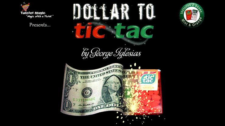 Dollar to Tic Tac