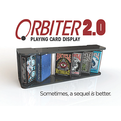 Orbiter 20 Playing Card Display