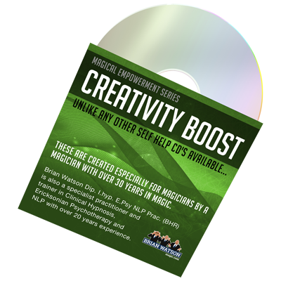 Creativity Boost (Empowerment Series) - Brian Watson
