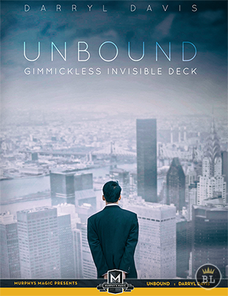 Unbound: Gimmickless Invisible by Darryl Davis