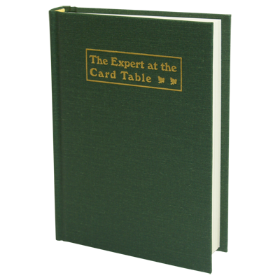 Expert At The Card Table (Hard Cover) - Book