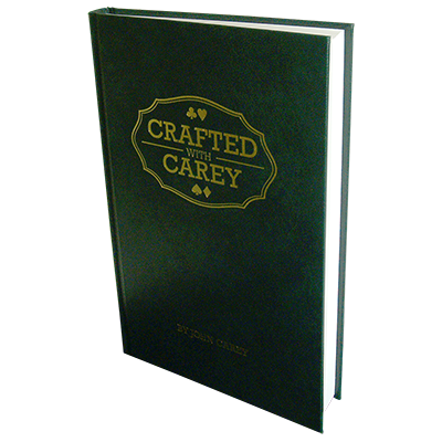Crafted With Carey - John Carey - Libro de Magia