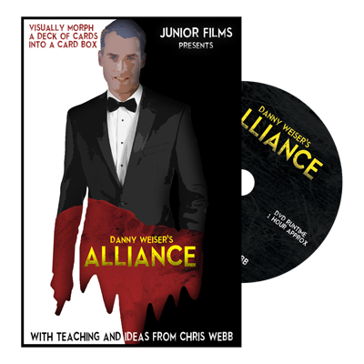 Alliance (DVD & Gimmicks) - Danny Weiser & Junior Films