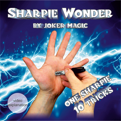 Sharpie Wonder by Joker Magic