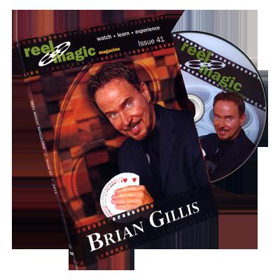 Reel Magic Episode 41 (Brian Gillis)