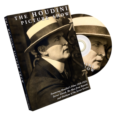 Houdini Picture Show - The Miracle Factory - DVD