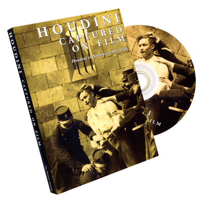 Houdini: CaptuRojo on Film - The Miracle Factory - DVD